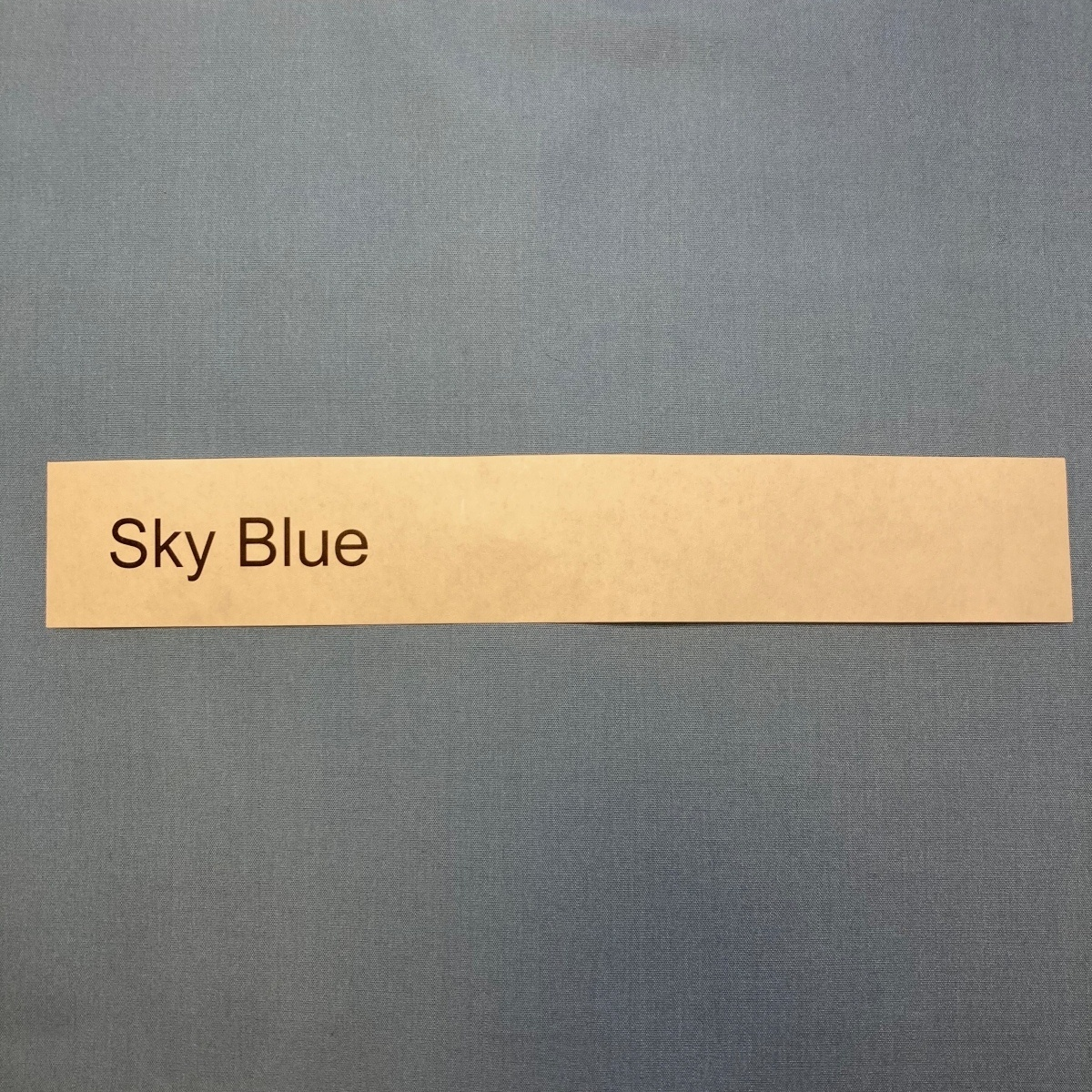 sky-blue-solid