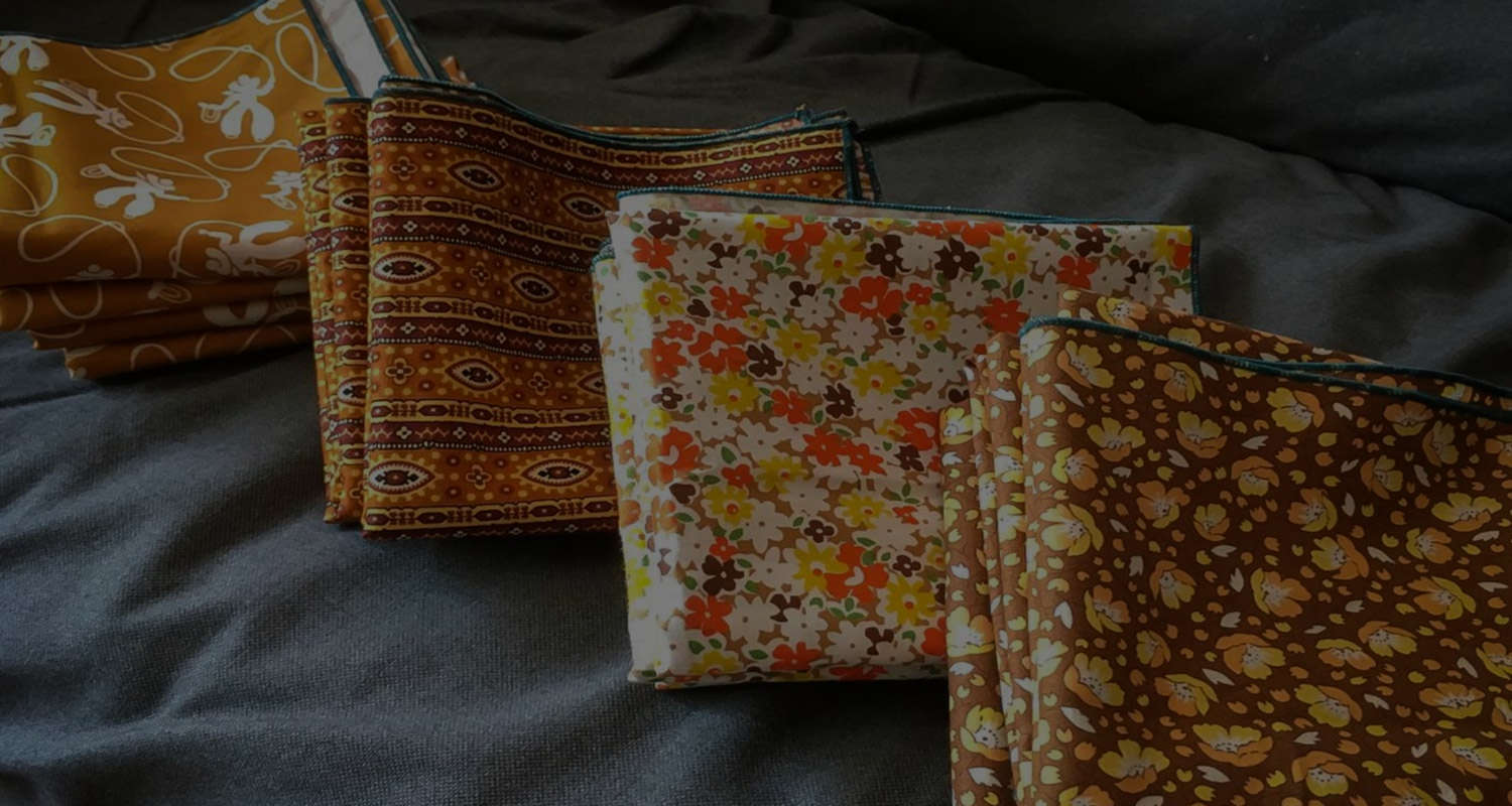 Fabric Goods Made to Order